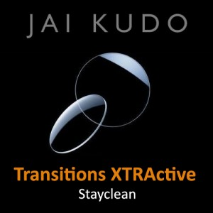 Jai Kudo Transitions XTRActive Stayclean 1.5