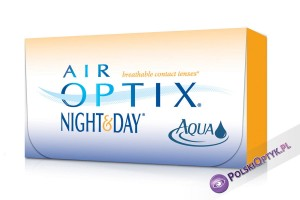 Alcon Air Optix Night & Day Aqua 3 szt