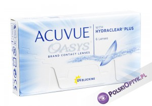 Acuvue Oasys Hydraclear Plus 6 szt