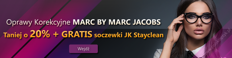 Marc By Marc Jacobs -20% + GRATIS JK STEYCLEAN