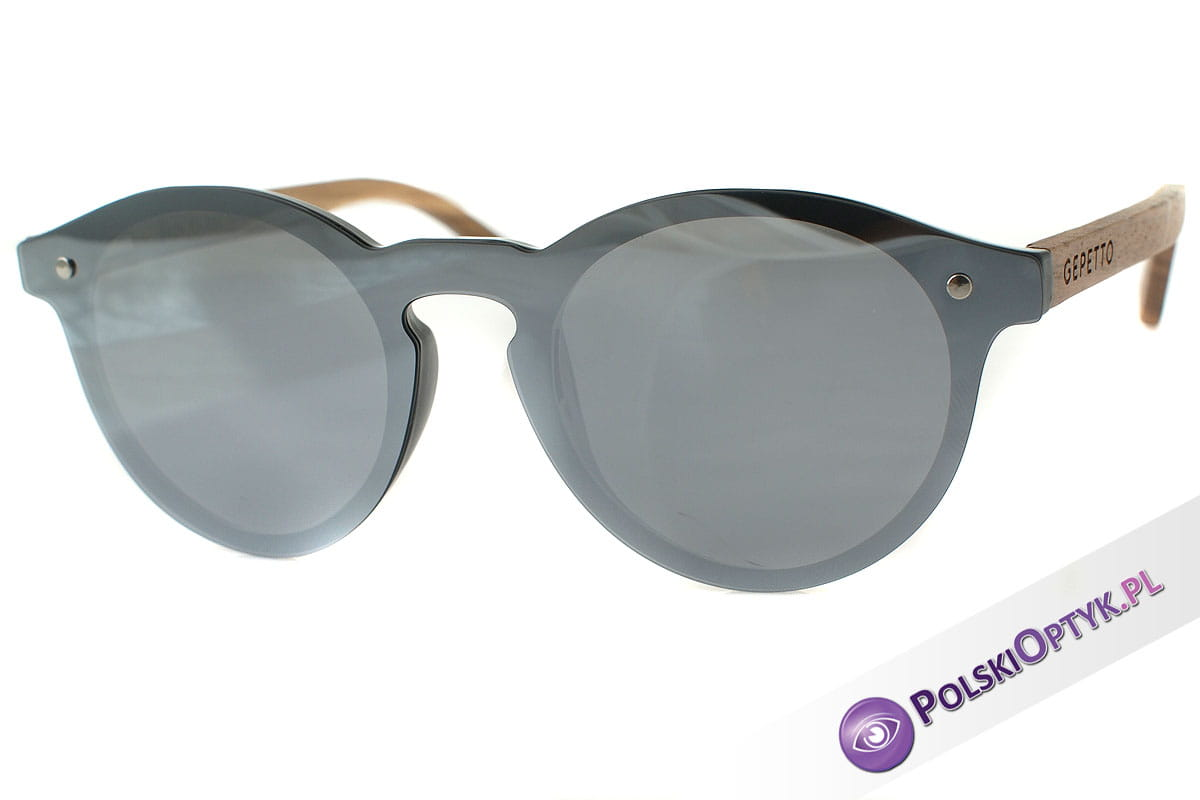 Okulary przeciwsłoneczne damskie Gepetto Abba back to the