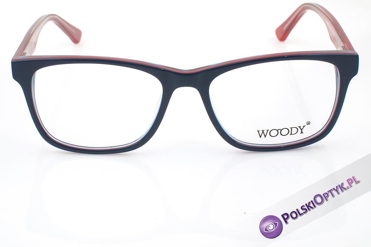 Oprawki plastikowe Woody 6166 c4 Polski Optyk